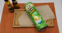Чипсы Pringles сметана/лук