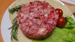 Мясо мелкорубленое баранье