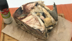 Суповой набор масляной рыбы