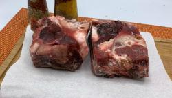 Подъязычка со щекой говяжьи