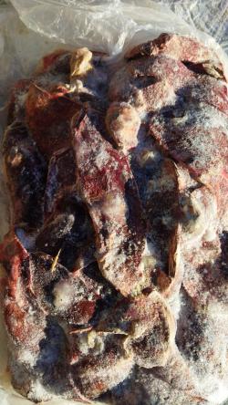 Селезенка говяжья