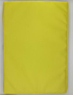 Лежак 45х60 желтый