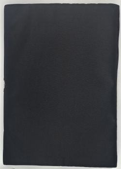 Лежак 60х90 черный