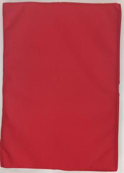 Лежак 45х60 красный